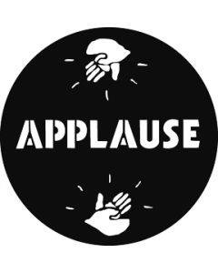 Applause gobo