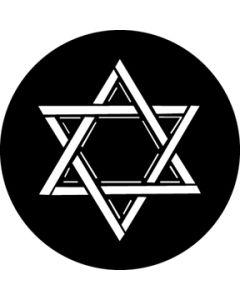 Star of David gobo