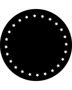 Circle of Stars gobo