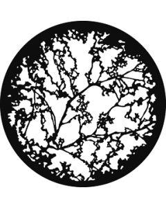 Open Branches gobo