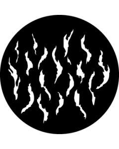Random Flames gobo