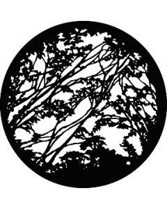 Hillside Branches gobo