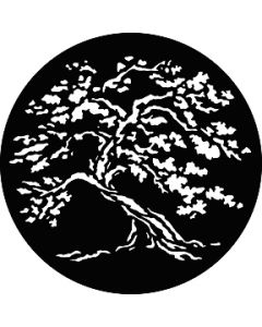 Twisted Tree gobo