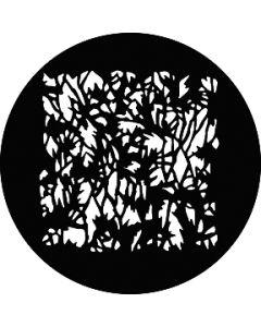Open Foliage SQ gobo