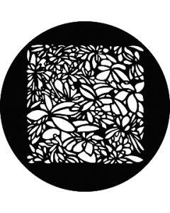 Leaf Pattern SQ gobo