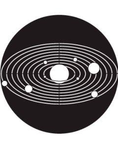 Solar System gobo