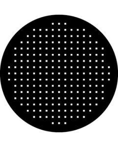 Square Radiant gobo