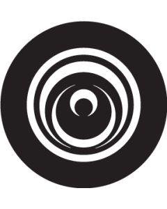 Cut Circles Crop Circle gobo
