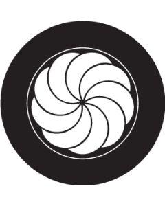 Shell Crop Circle gobo