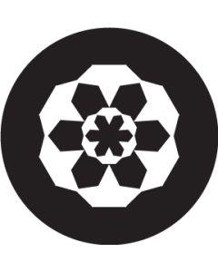 Block Crop Circle gobo