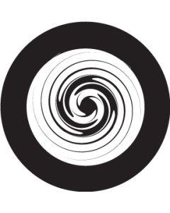 Endless Whirlpool Crop Circle gobo