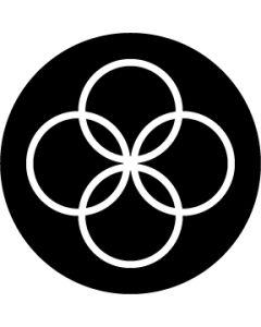 Circles 2 gobo