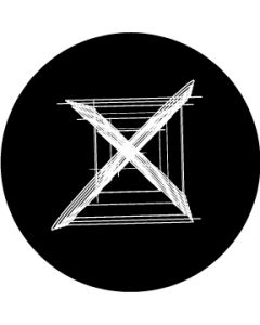 Xs crossed gobo