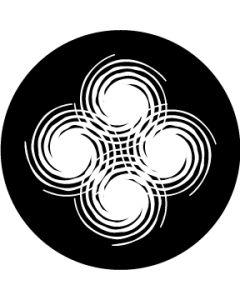 Spirals gobo
