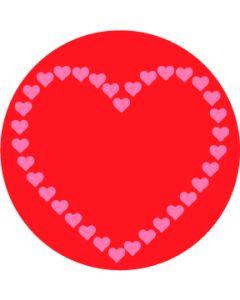 Hearts 3 gobo