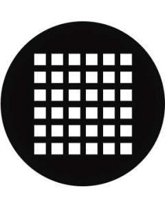 Grid gobo