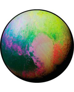 Psychedelic Pluto gobo