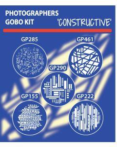 Constructive Gobo Kit gobo