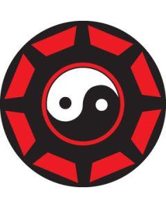 Yin and Zang Red gobo