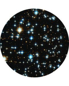 Stars Final Frontier gobo