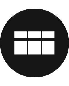Window4 gobo