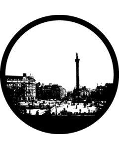 Trafalgar Square gobo