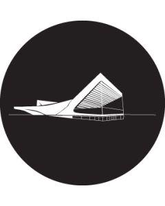 Aquatics Center gobo