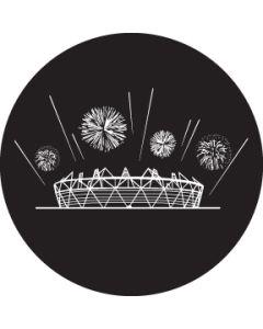 Olympics Stadium gobo
