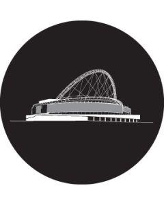 Wembley Stadium gobo