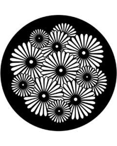 Sunburst Flowers gobo