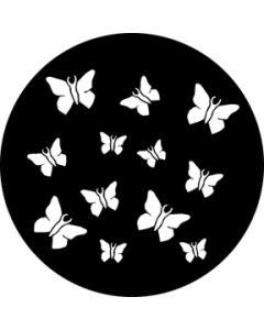 Butterflies gobo