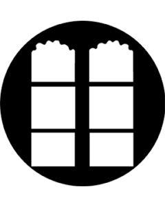 French Windows gobo