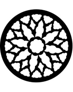 Rose Window 2 gobo