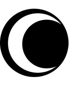 Half Moon gobo