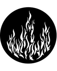 Flames 1 gobo