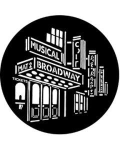 Broadway 1 gobo