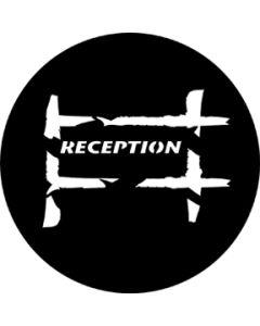 Reception gobo