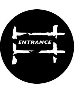 Entrance 2 gobo