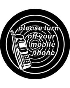 Mobile Phone gobo