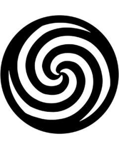 Spiral gobo