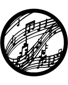Music gobo