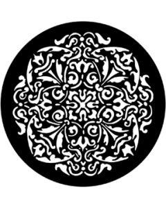 Antique Rosette gobo