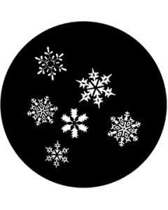 Snowfall gobo
