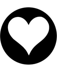 Heart gobo