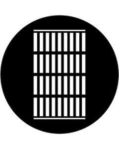 Jail Bars gobo
