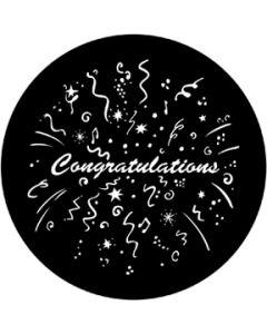 Congratulations gobo