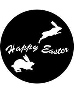 Happy Easter gobo