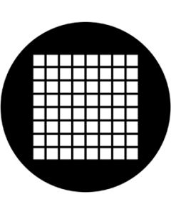 Small Squares gobo