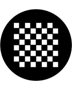 Chessboard gobo