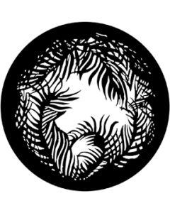 Jungle Vignette gobo
